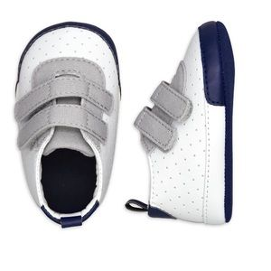 Carter's Baby Boy Perforated Slip On Sneakers